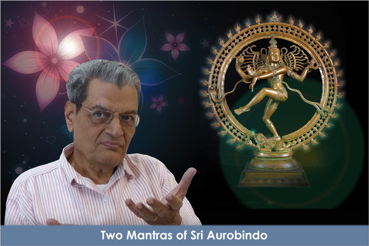 Video Title: Two Mantras of Sri Aurobindo